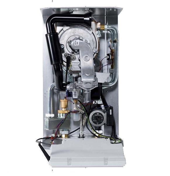 Interior Caldera Saunier Duval Thermomaster condens