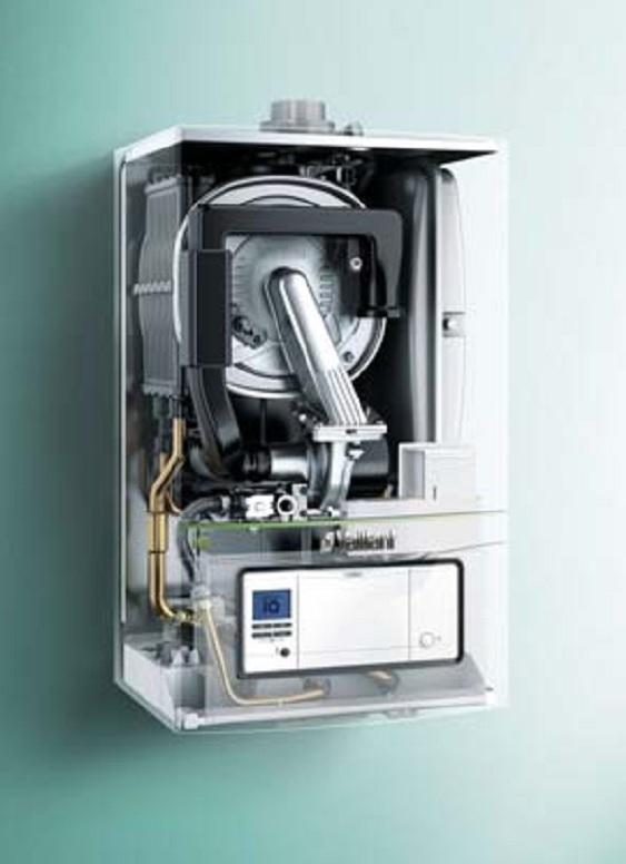 La mejor caldera a gas de condensaci n de vaillant - Caldera mixta gas ...