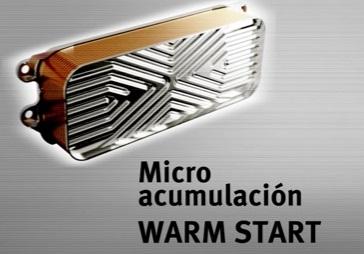 Microacumulación Caldera a gas Saunier Duval thelia-condens-25-kw