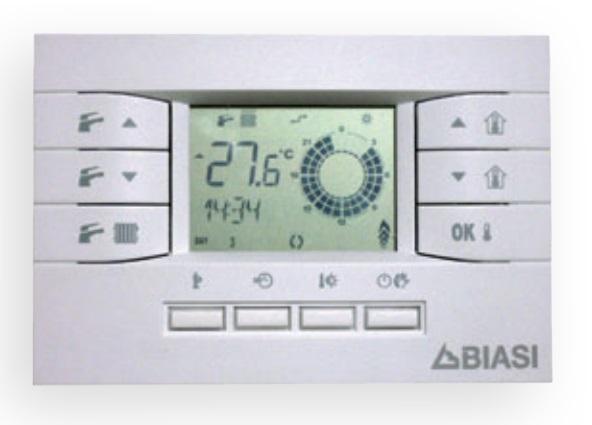 Termostato modulante Caldera Biasi RinNOVA COND