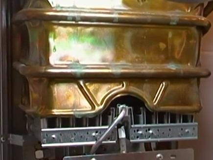 Interior Calentador Junkers HydroBattery