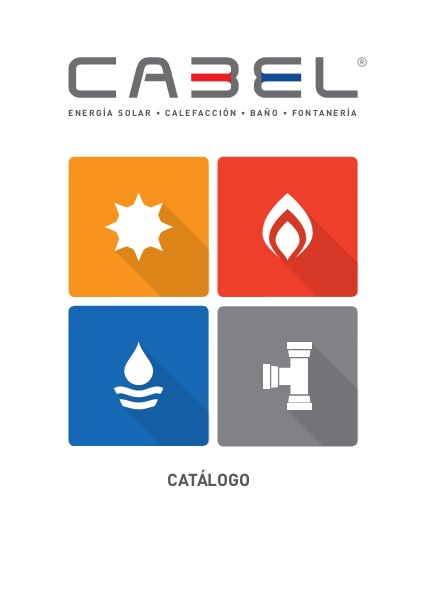 Catalogo tarifa Cabel  2015