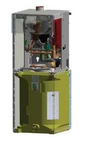 Interior Caldera a Gas de pie Baxi Platinum GTF Combi
