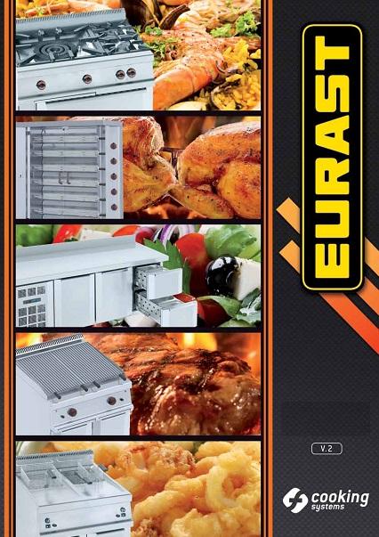 Catalogo comercial Horno mixtos Eurast 416x