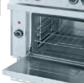 Detalle Cocinas Eurast 3300