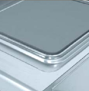 Detalle Cocinas electrica Eurast Gama 900