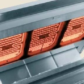 Detalle Gratinador eléctrico rápido Eurast 4317G