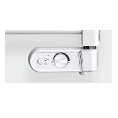 Detalle Radiador toallero Runtal AURA