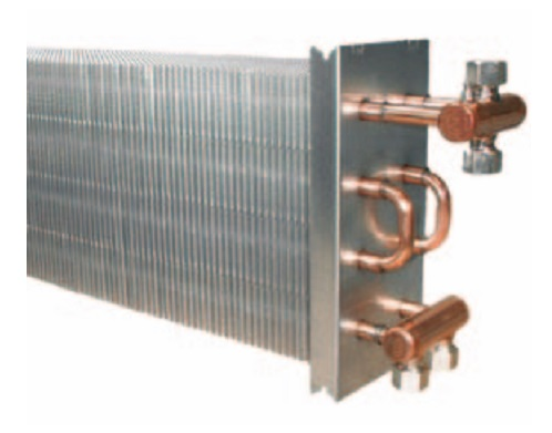 Intercambiador Fancoils Tecna THERMOFON