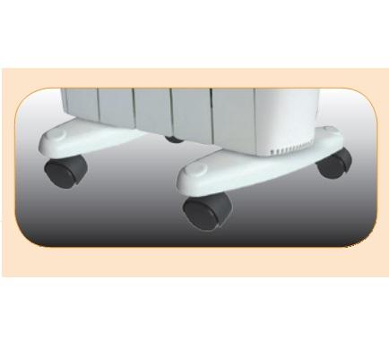 Kit ruedas Emisor termico Cointra APOLO