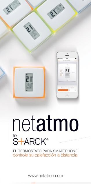 Ficha Termostato inteligente Netatmo