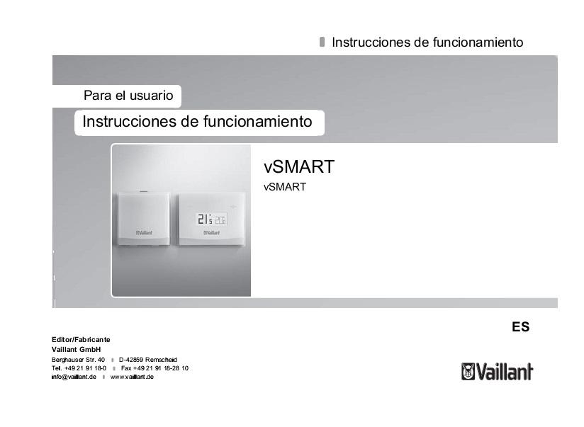 Instrucciones de Uso de VSMART