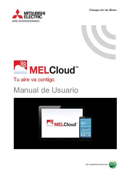 Manual de usuario MEL Cloud Mitsubishi