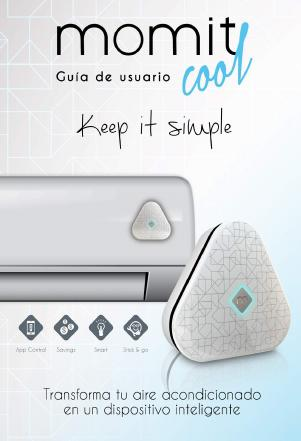 Momit Cool Starter Kit - Manual de usuario