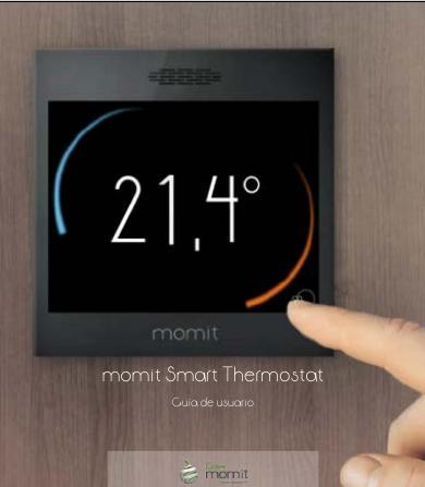 momit Smart Thermostat - Guia de usuario