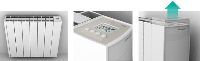 Emisores térmicos iEM 3G WIFI