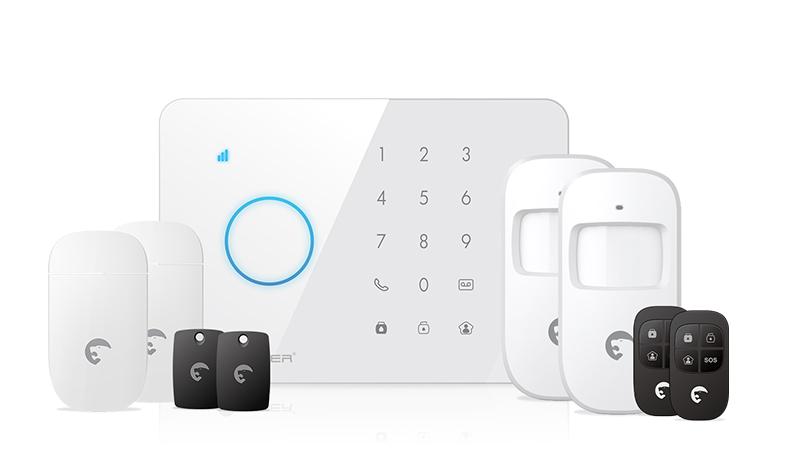 Alarma eTIGER S3b Sim SECUAL