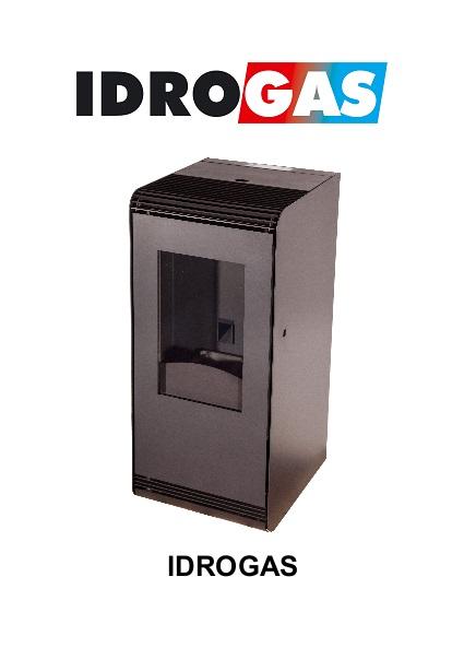 Manual usuario Estufa de Pellets Idrogas