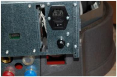 Seguridad Estufa de Pellets Idrogas