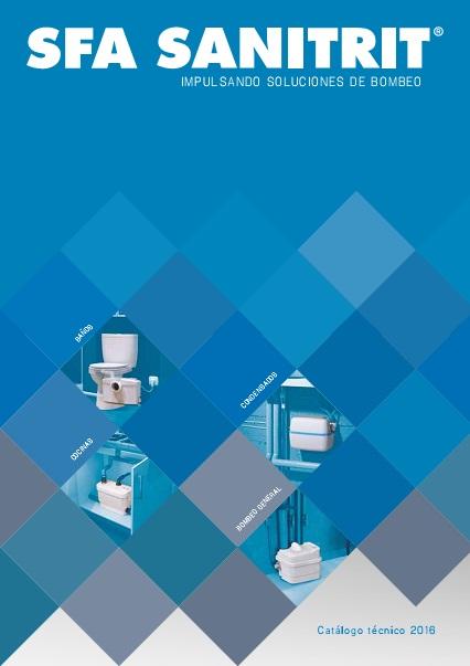 Catalogo tecnico SFA SANITRIT 2016
