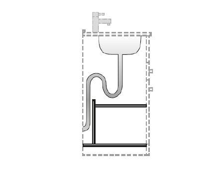 Mueble de baño Alterna Pirineos - Capacidad