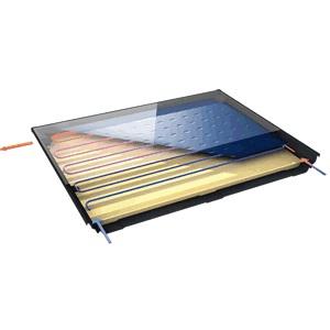 Captador solar plano Junkers Top FKT-2S - Interior