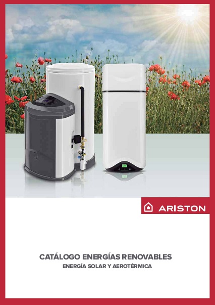 Catalogo Ariston Energías Renovables