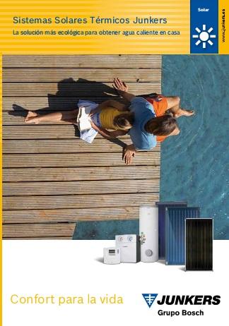 Catalogo comercial Energia soalr térmica Junkers
