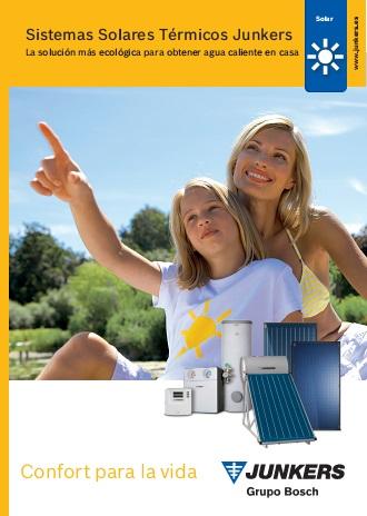 Catalogo comercial Junkers Energia solar termica