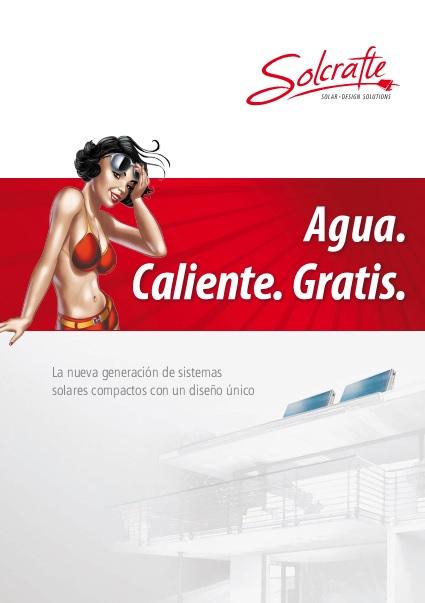 Catalogo comercial Solar termica Salvador Escoda SOLCRAFTE