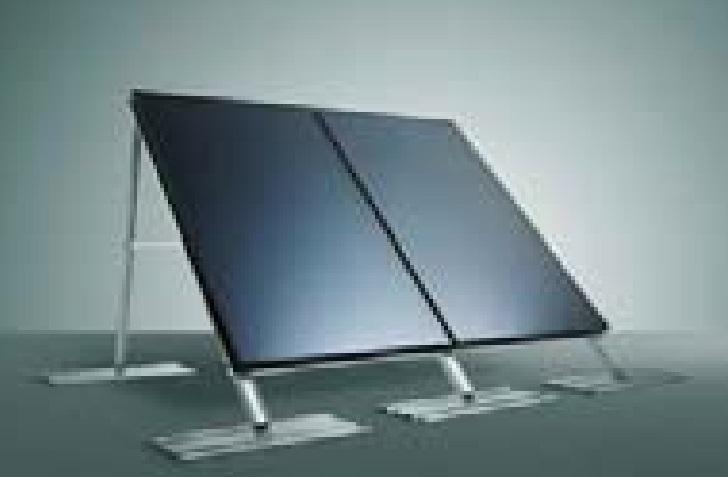 Estructura Captador solar Vaillant auroTHERM VFK 125-145V