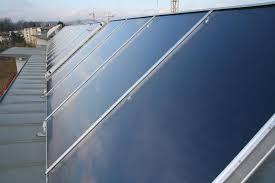 Instalación Captador solar Ferroli ECOEXTENS