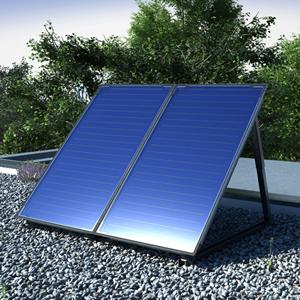 Instalación Captador solar Junkers Excellence