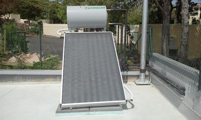 Instalación Sistema Termosifón Termicol