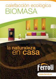 Catalogo Ferroli Biomasa