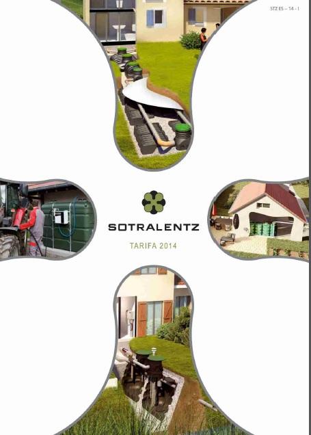Catalogo Sotralentz 2014