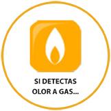 Olor gas