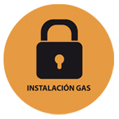 Seguridad gas