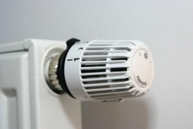 Oferta calefaccion 5 radiadores for Valvula termostatica roca
