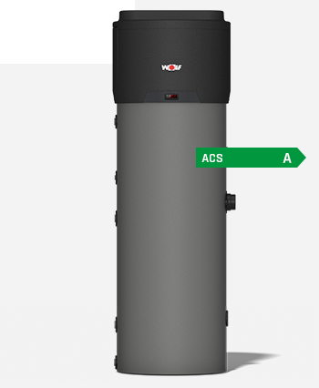 Bomba de calor para ACS SWP