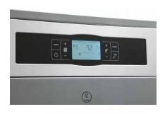 control electronico de caldera domusa bioclass ng