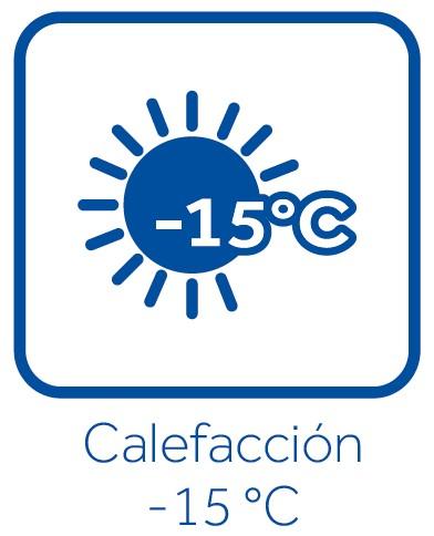 Calefacción -15 C
