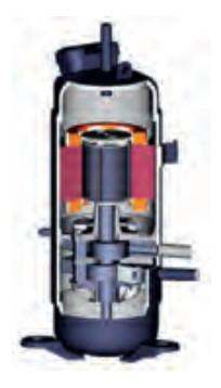 Compresor DC Fujitsu