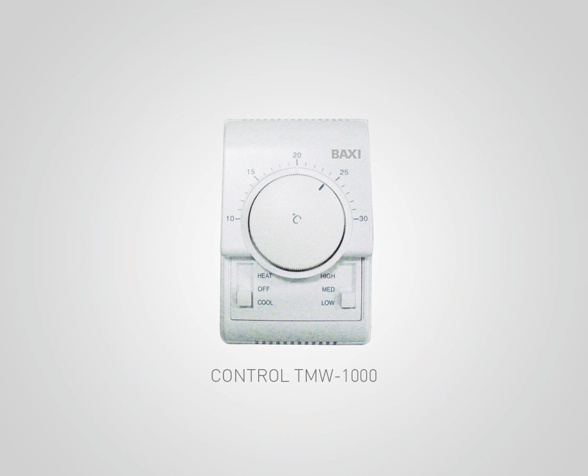 Control Baxi TMW-1000