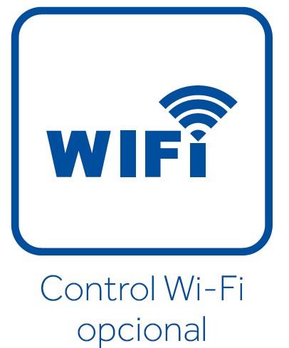 Control Wi-Fi opcional