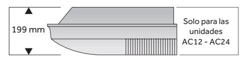 Ficha tecnica gama comercial suelo-techo SuperMatch r410a 7