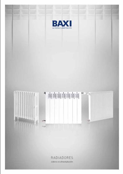 Folleto de radiadores BAXI