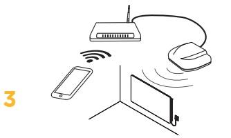 Gestión inalámbrica climastar avant wifi 3