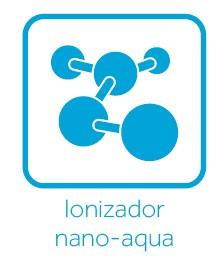 Ionizador nano-aqua - Nebula