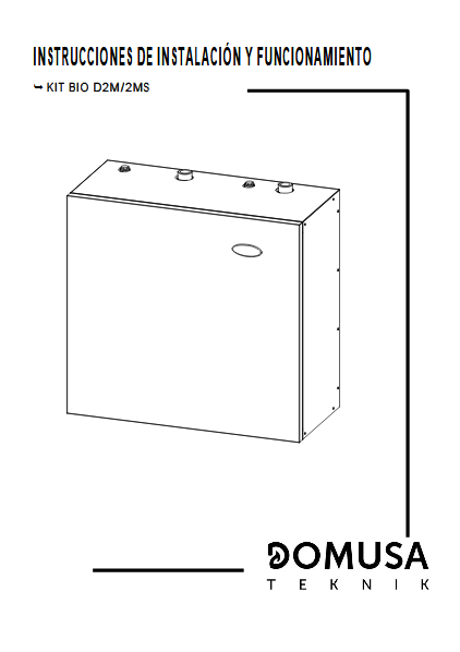 KITBIO D2M 2MS pdf
